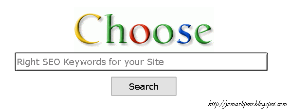 Choose the Right SEO Keywords for Your Site