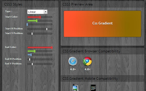 10 Best CSS Gradient Generators