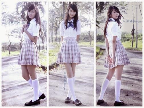 Foto ve JKT48 yuuhi wo miteiruka