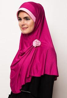 Hijab Style Wanita Muslimah Kerja Kantor