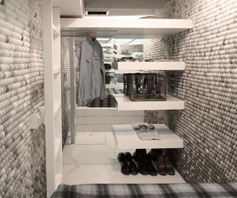 Unique Apartment Interior