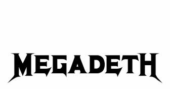 megadeth logo vektor coreldraw format blog stok logo