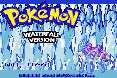 Pokémon Waterfall