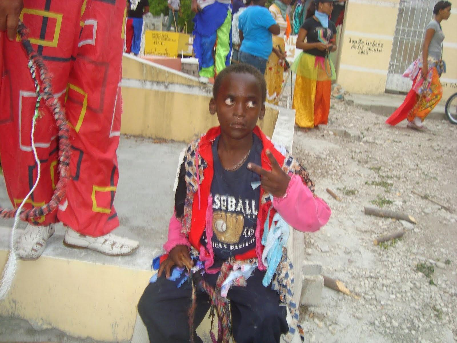Carnaval cachúas de Cabral