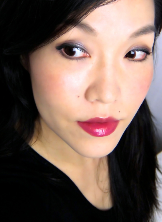 Revlon Colorstay Moisture Stain India Intrigue FOTD