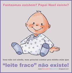 Leite Fraco NÃO Existe!