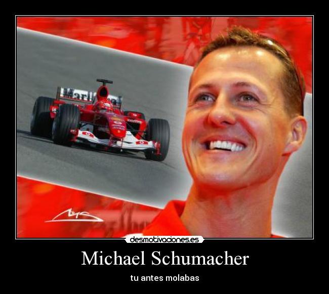 Imagenes de Michael Schumacher