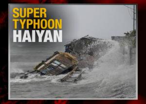 Priority processing for Typhoon Yolanda Survivors