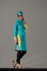 Model Baju Muslim Gaul