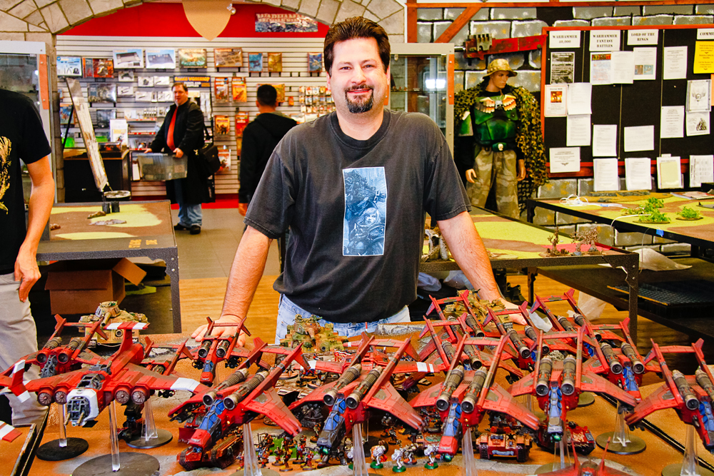 Games Workshop to Close Los Angeles Battle Bunker
