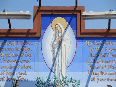 Virgin Mary in Detroit