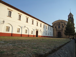 Ex Jesuit College in Patzcuaro