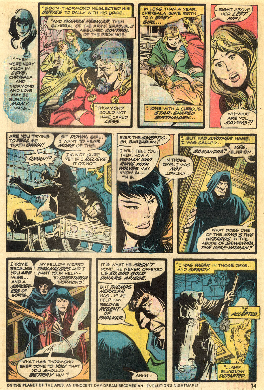 Conan the Barbarian (1970) Issue #50 #62 - English 9