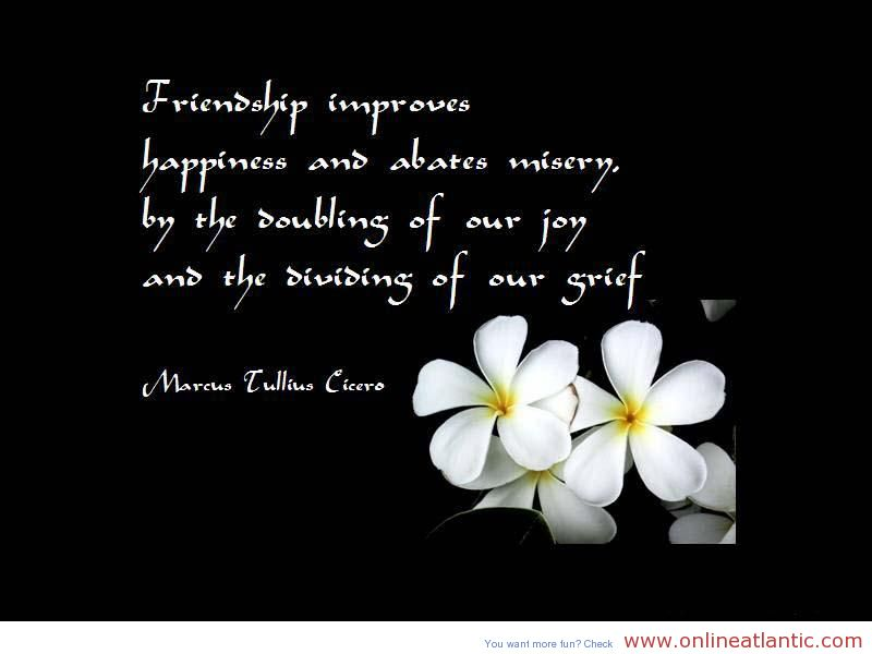 The Sing Of Happiness Is A Friendship Inspirational