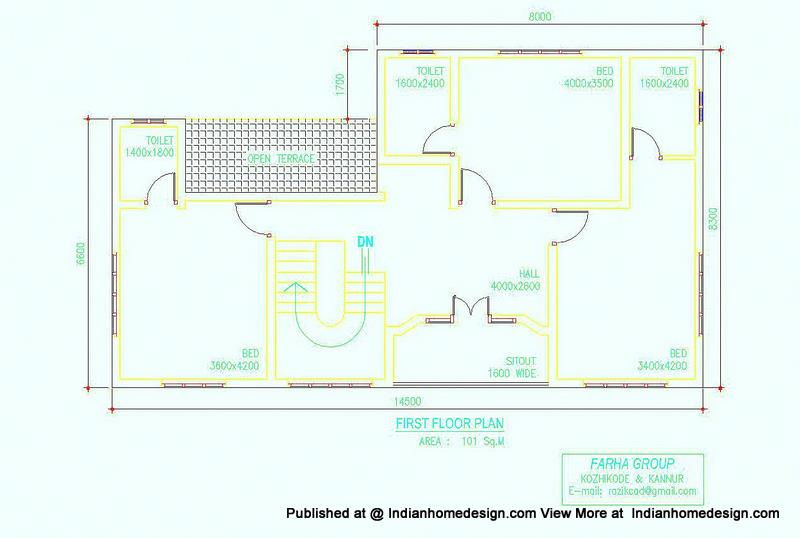 Single+storey+house+plans+in+kerala