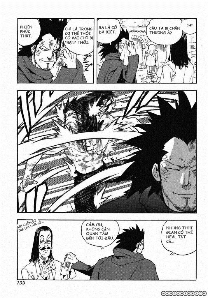 Aiki chap 83 - Trang 20