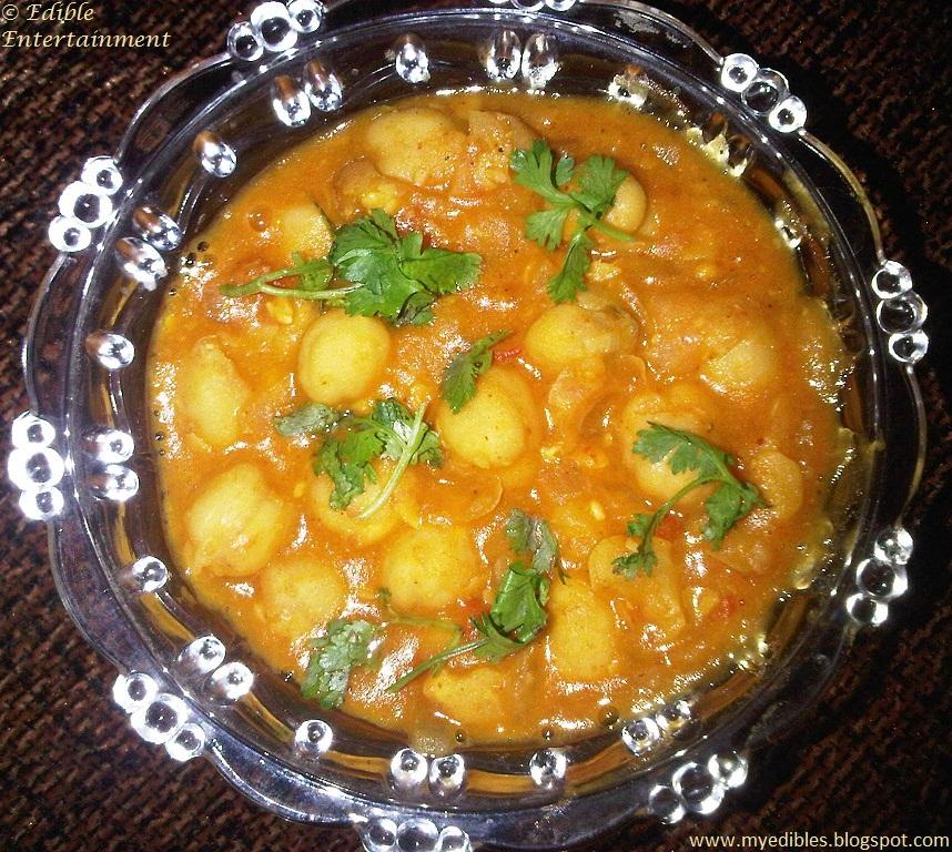 Chole Masala - Chickpea Curry Recipe — Dishmaps