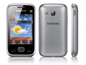 Samsung Champ Deluxe Duos C3312