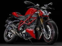 2012 Ducati Streetfighter S Gambar Motor 4