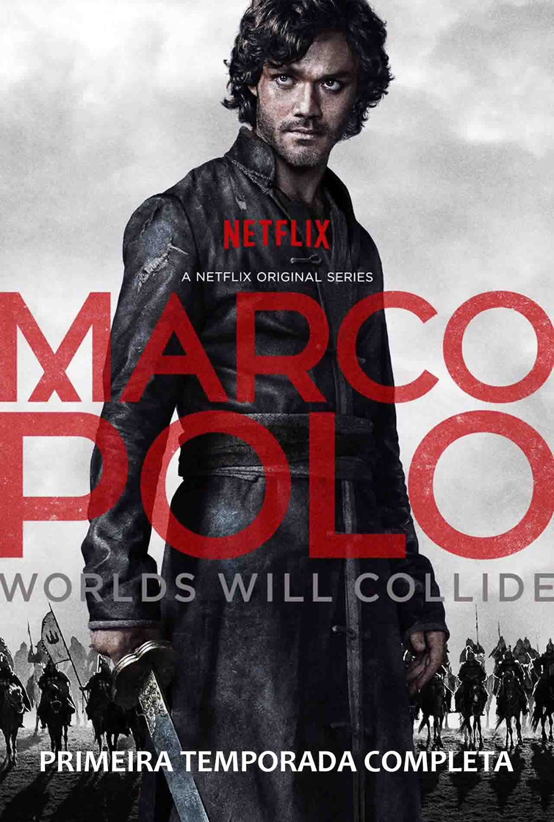Marco Polo 1ª Temporada Torrent - Blu-ray Rip 720p Dual Áudio (2015)
