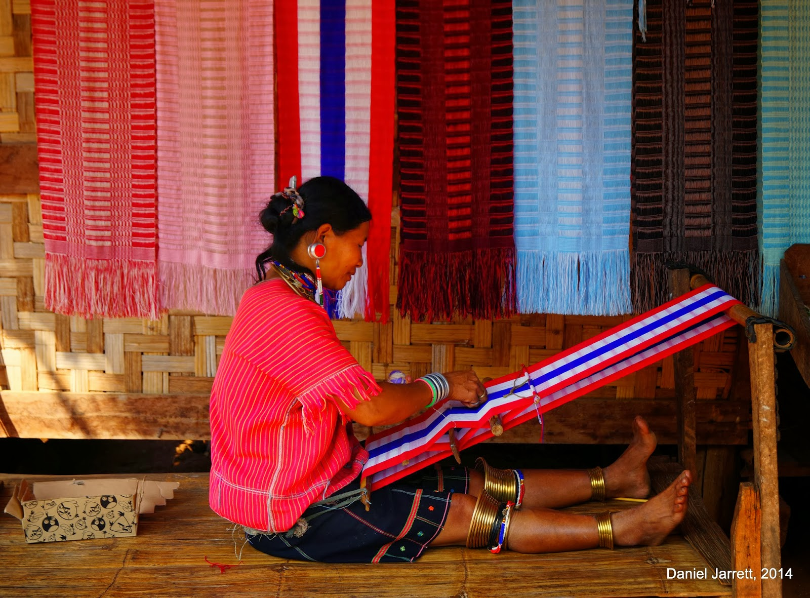 Huay Pu Keng (Baan Nam Piang Din) Weaving