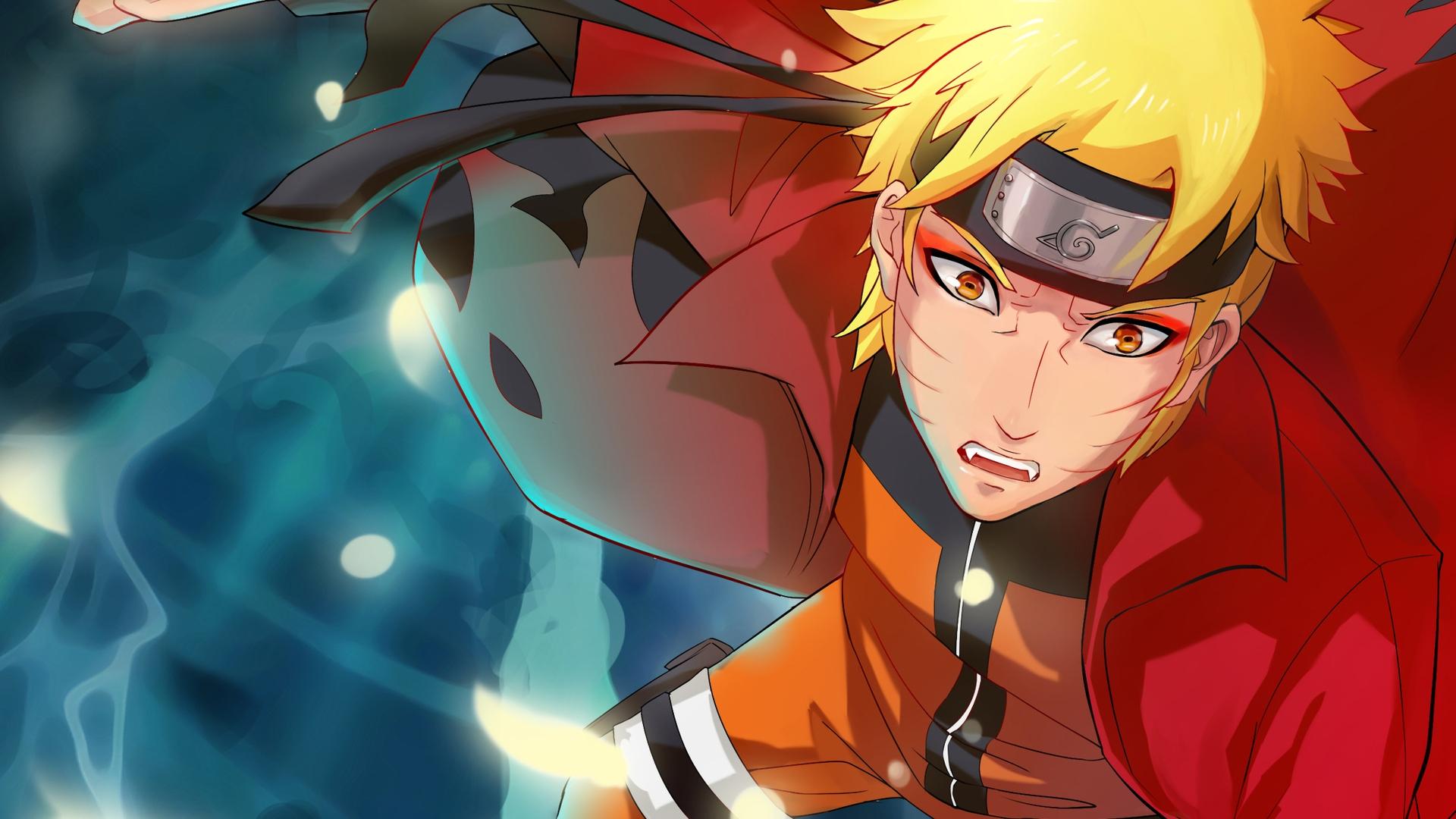 Naruto Uzumaki - Hig