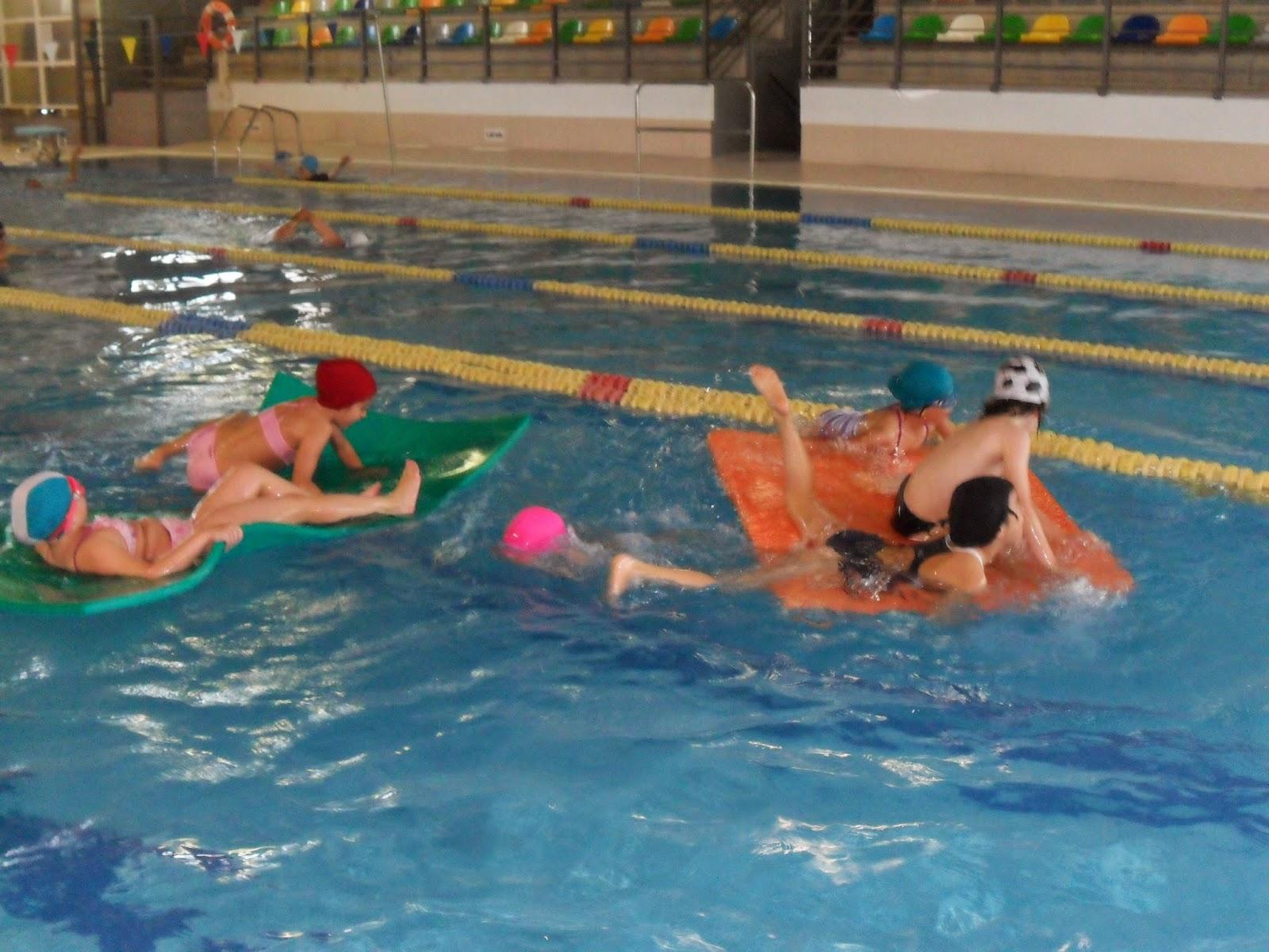 Blog santa ana sabi fin de la nataci n y piscina for Piscinas con patas