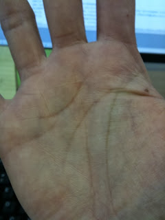 if heart line broken, heart line palmistry,palmistry line of heart, chained heart line palmistry, heart line spouse palmistry, palmistry en on heart line