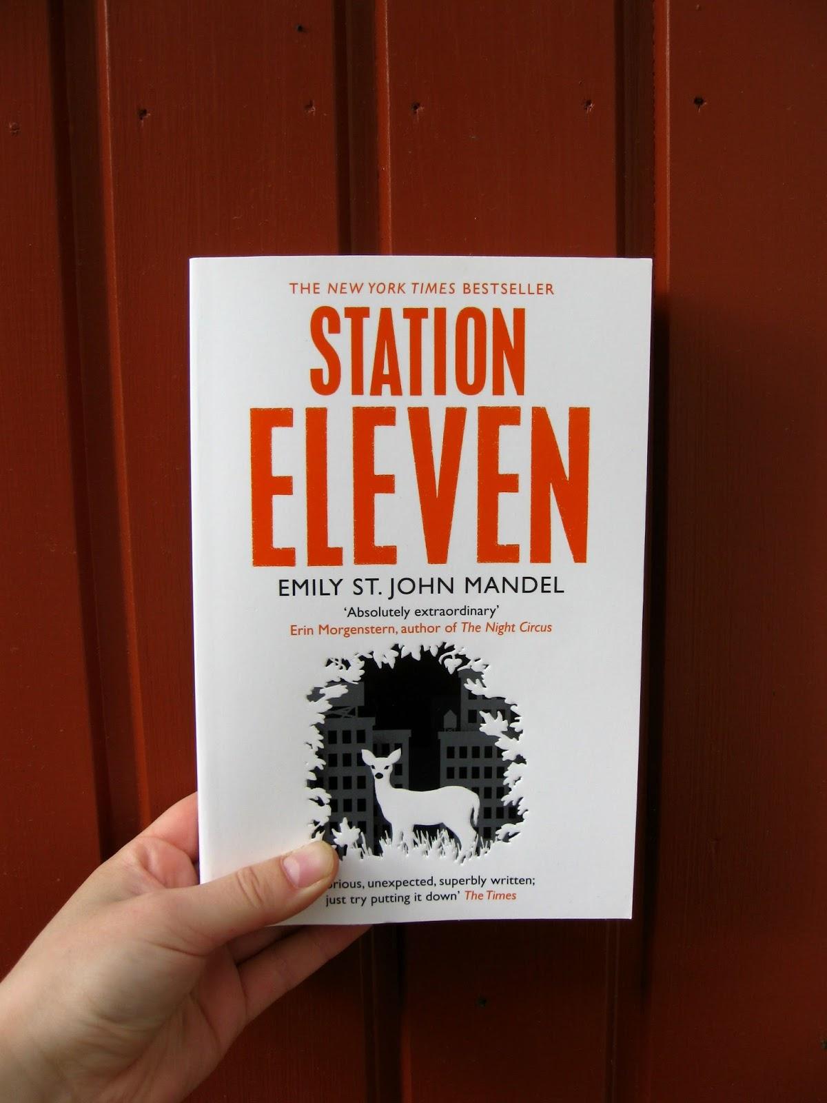 Emily St John Mandel  Station Eleven