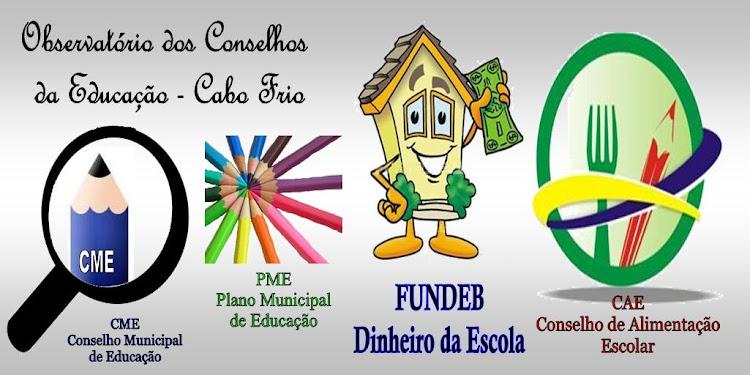 Observatório dos Conselhos da Educação em Cabo Frio