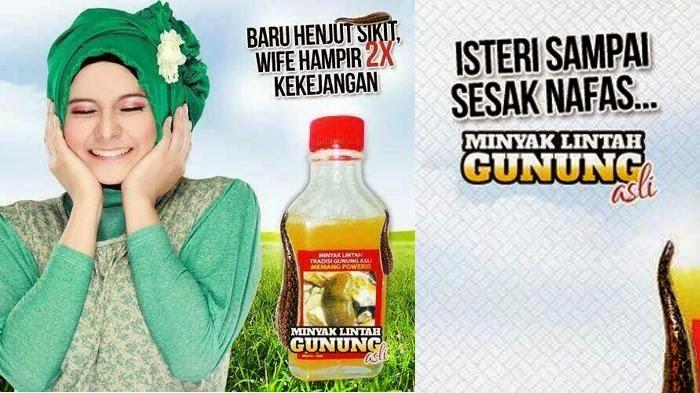 Iklan Obat Kuat Malaysia Rame Di Twitter dan Kaskus