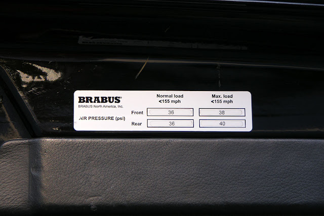 w163 brabus 5.8 wheels