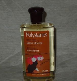 aceite de belleza corporal y capilar monoi moringa