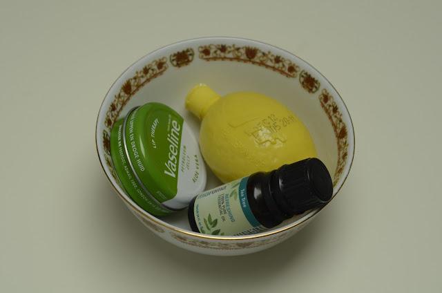 cold sore home remedy