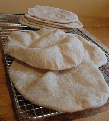 Sourdough Pita Recipe (Sourdough Surprises)