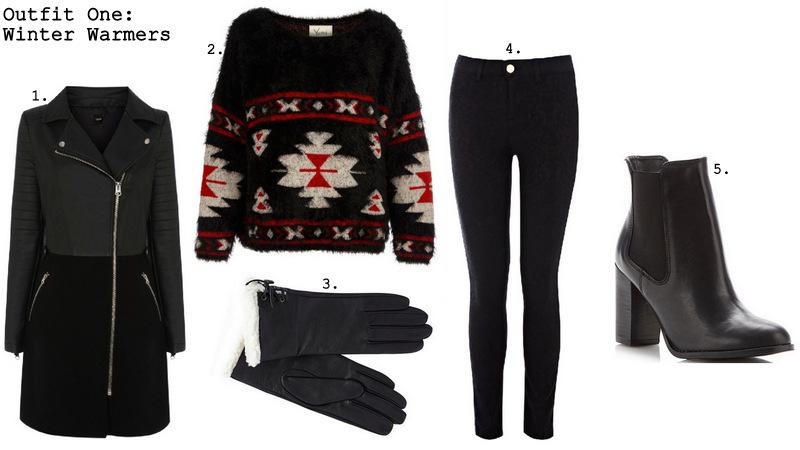 Debenhams Winter Style Challenge