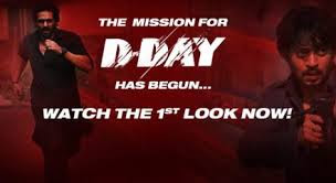 D-Day (Action & Drama) Full Movie Download Online (2013)