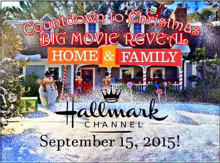 Hallmark channel 39 s big christmas movie reveal is coming for What channel are christmas movies on