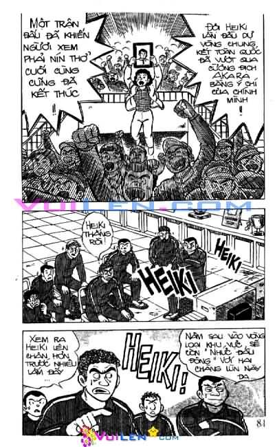 Jindodinho - Đường Dẫn Đến Khung Thành III  Tập 10 page 81 Congtruyen24h