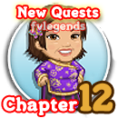 FarmVille Jade Falls Chapter 12 (XII) Quests Icon