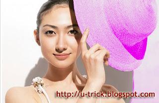 Tips wajah cantik