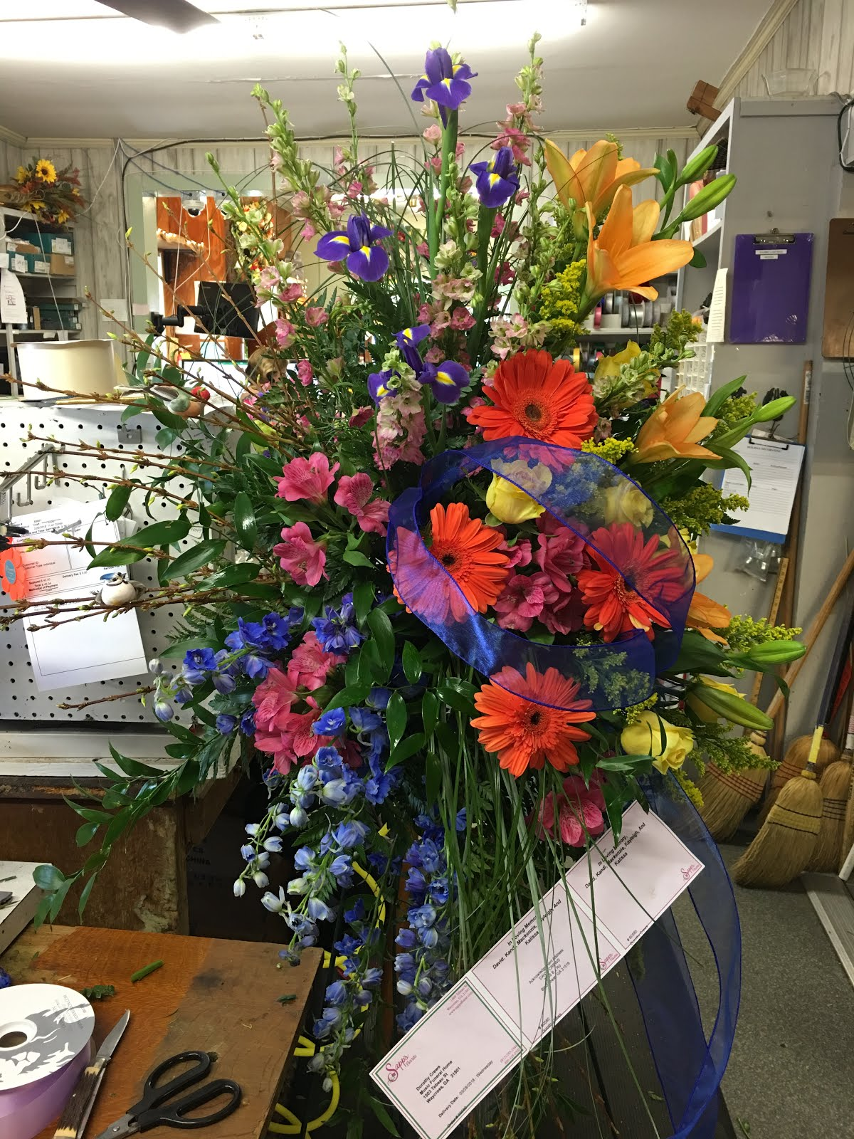 Sapps Florist Most Unique Designs Of The Day