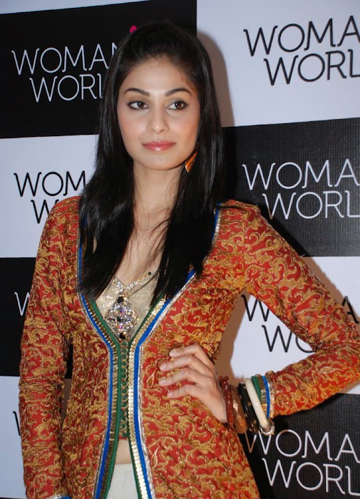 pooja puja gupta hq at womans world logo launch