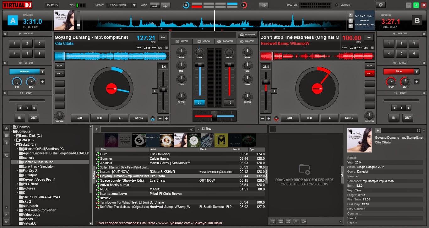 game dj untuk pc