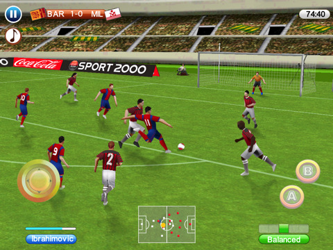 Real Football 2011 Android With SD Files symbianandroid.com