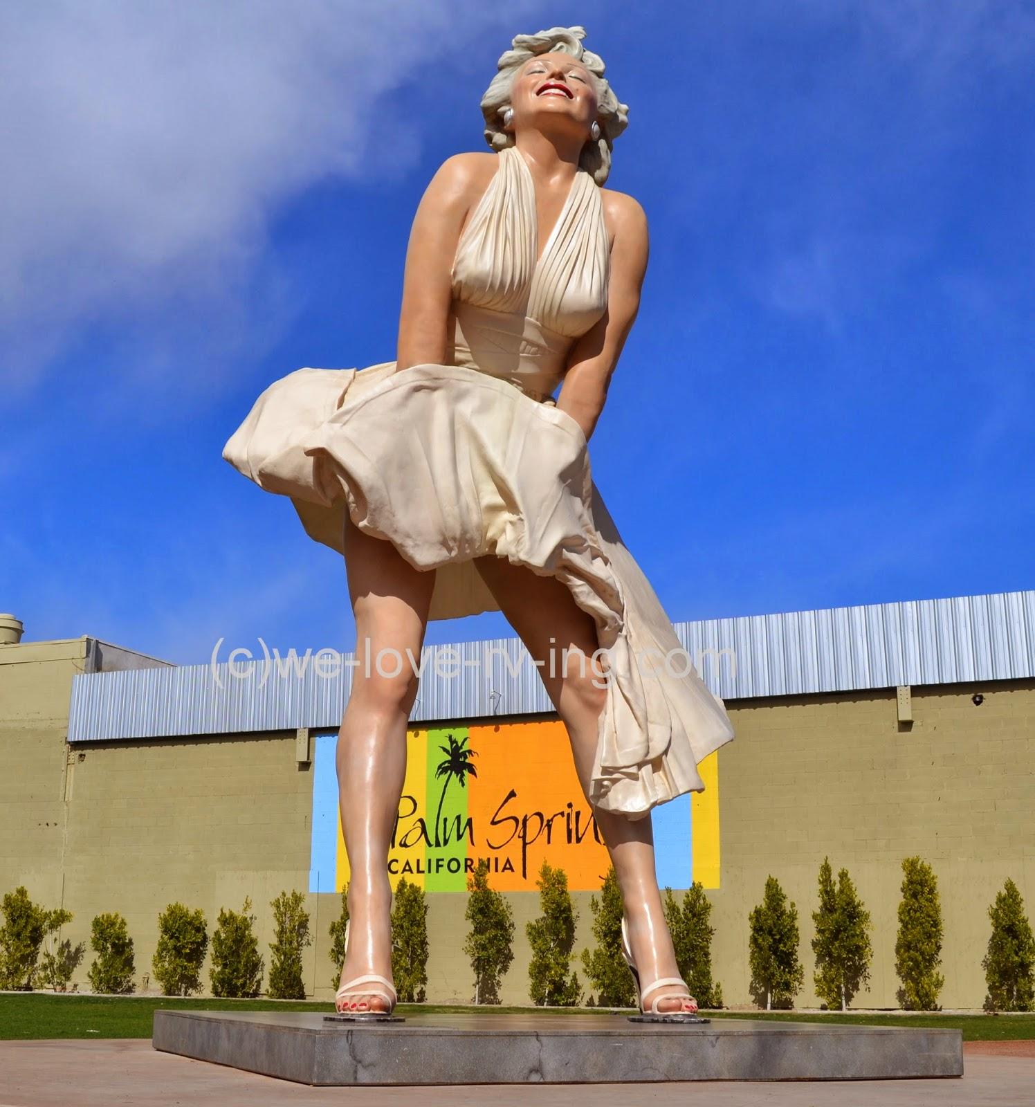 We love rv 39 ing mar 29 2014 for Marilyn monroe palm springs home