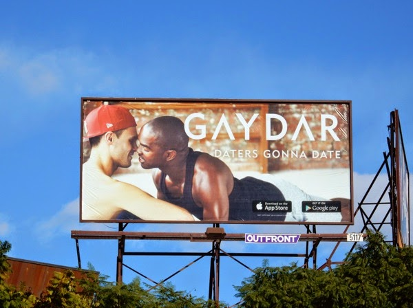 Gaydar Daters Gonna Date billboard