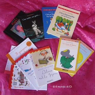 Libri di piccole dimensioni per bambini