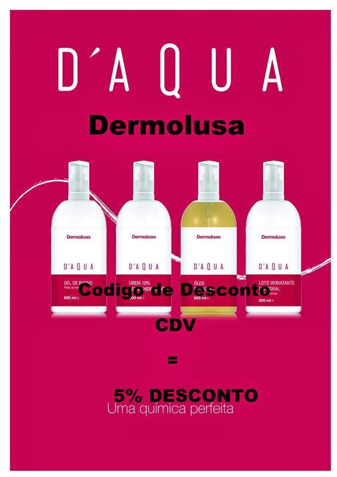 ☀ Parceria Dermolusa ☀
