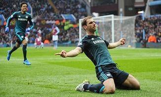 Chelsea Bungkam Aston Villa